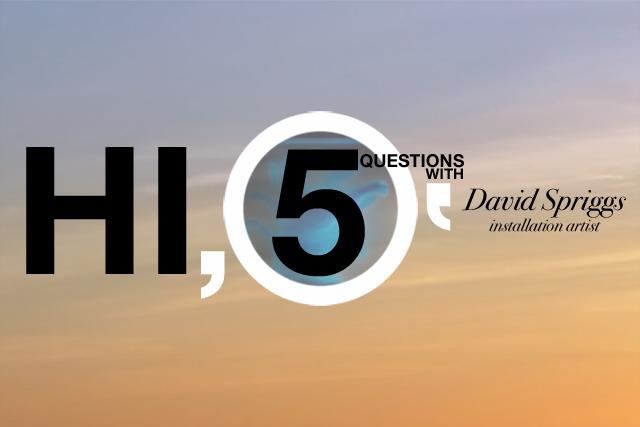 HI, 5 (David Spriggs)