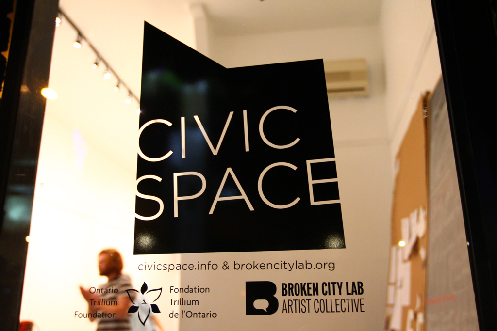 Announcing CIVIC SPACE (Community Innovation through Vital Interactions & Collaborations)