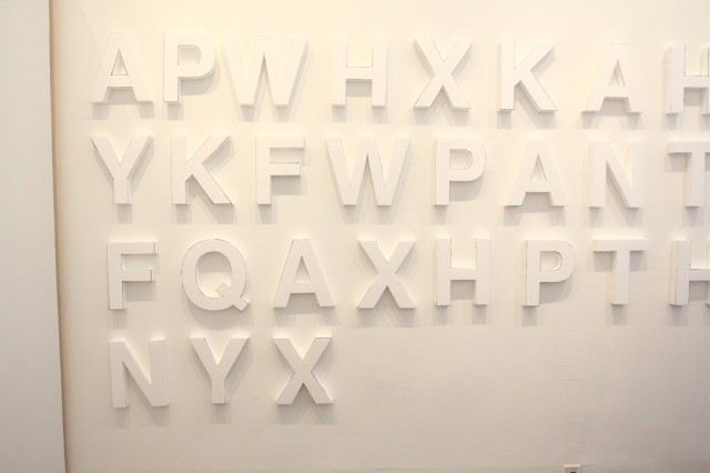 Styrofoam letters, <b>NAPROSYN results</b>, white walls, <b>NAPROSYN no rx</b>, night time guerilla art (11)