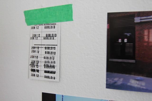 Exhibition design, photographs, <b>buy FUROSEMIDE online no prescription</b>, <b>FUROSEMIDE samples</b>, tape, and negatives (2)