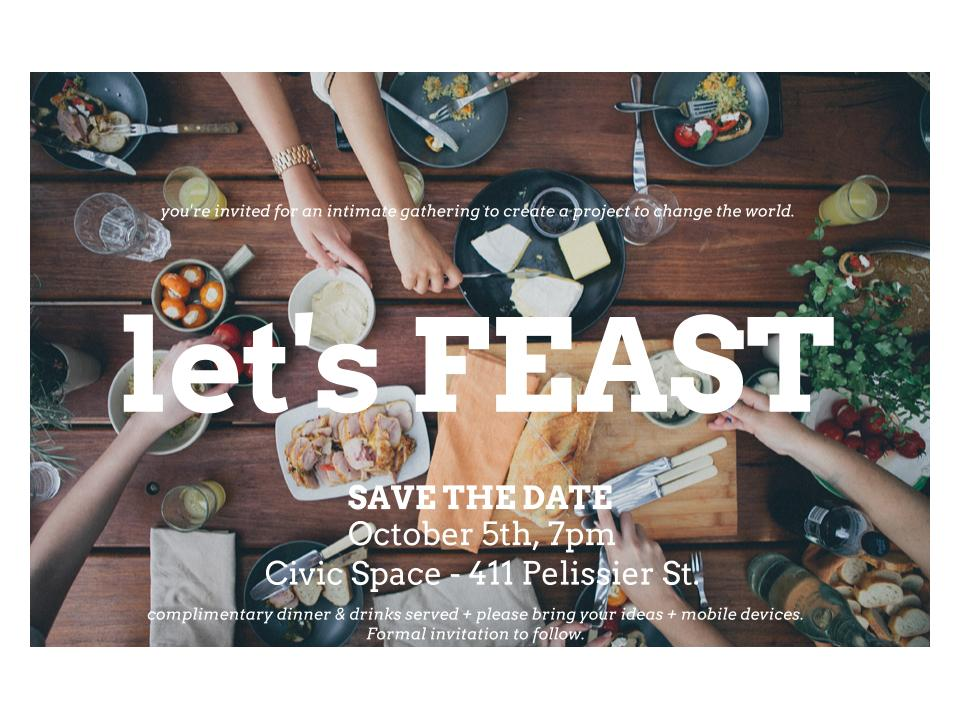 FEASTSavetheDate