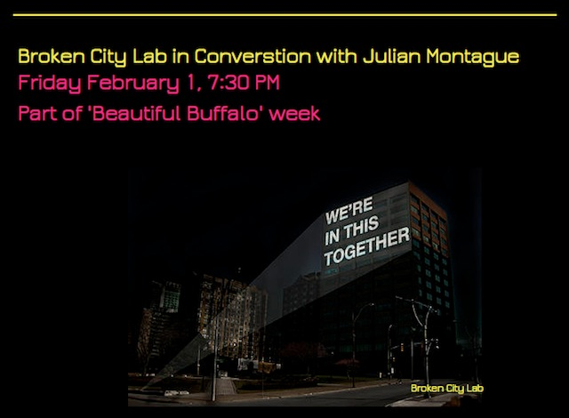 Broken City Lab in Conversation with Julian Montague at Videofag